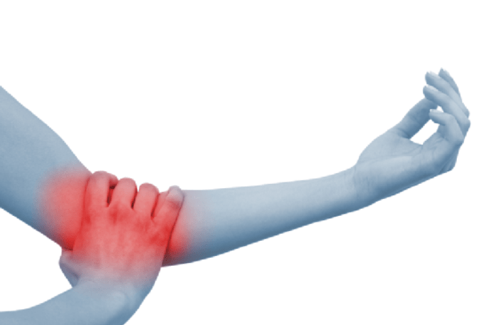 Pain in the elbow?